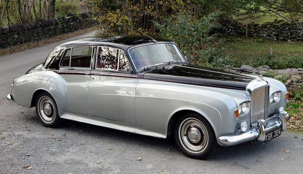 1963 Bentley S3 Four Door Saloon. #0
