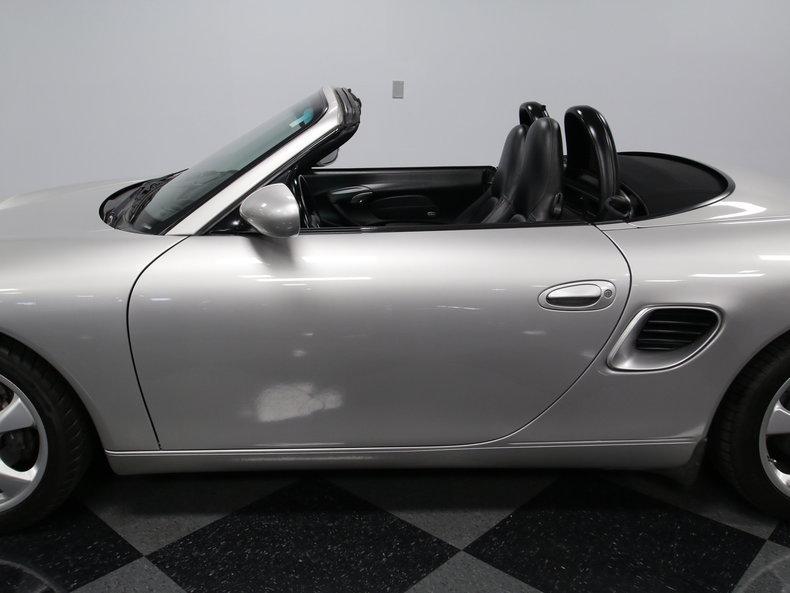 2002 Porsche Boxster #17