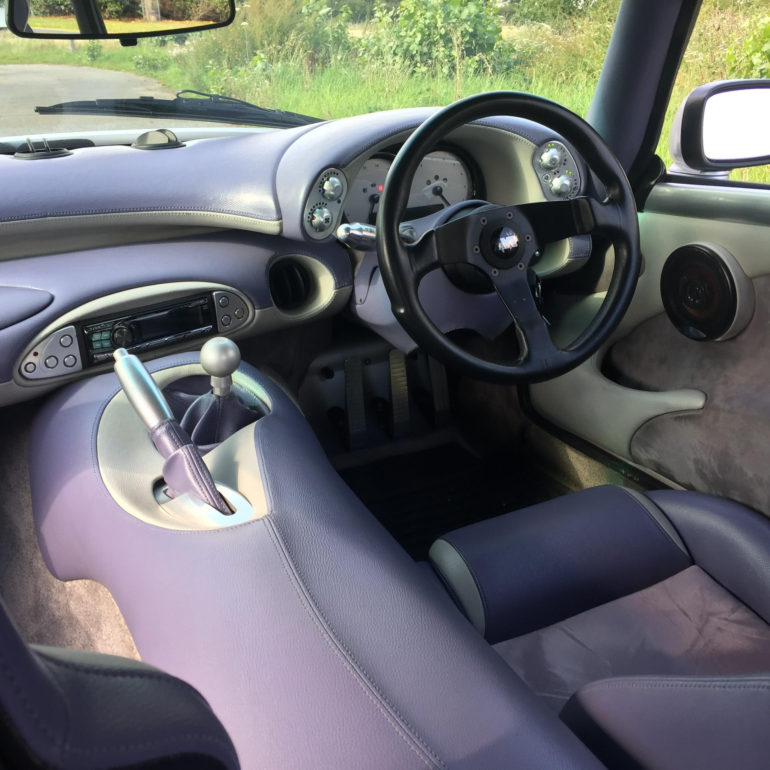 TVR T350c #10