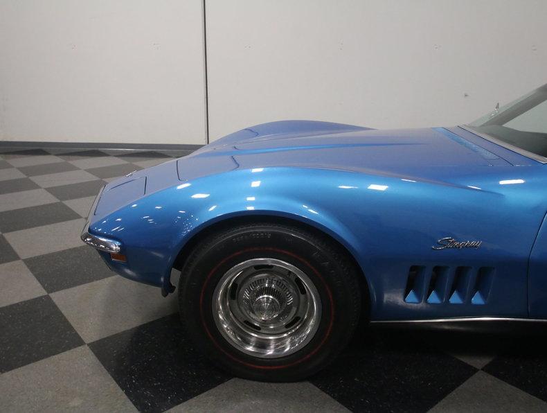 1969 Chevrolet Corvette #20