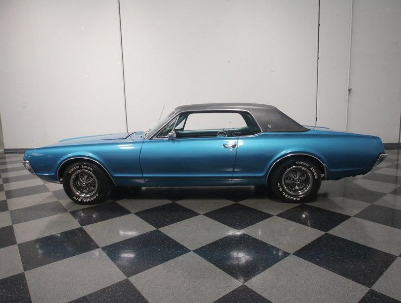 1967 Mercury Cougar #1