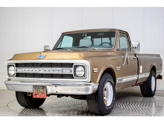 Chevrolet Pickup Custom Camper V8 #36