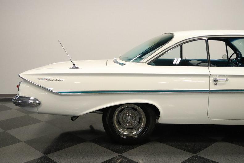 1961 Chevrolet Bel Air Bubble Top #22