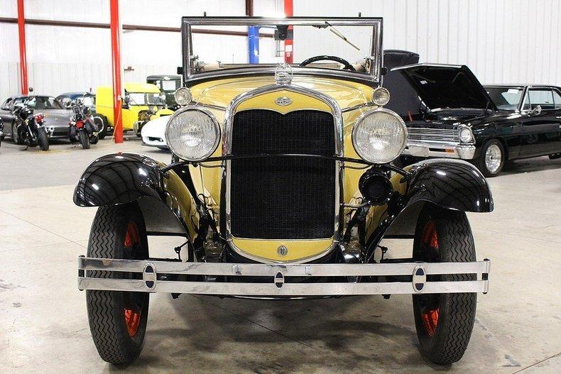 1931 Ford Model A #7