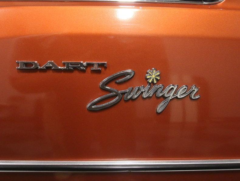 1970 Dodge Dart Swinger #68