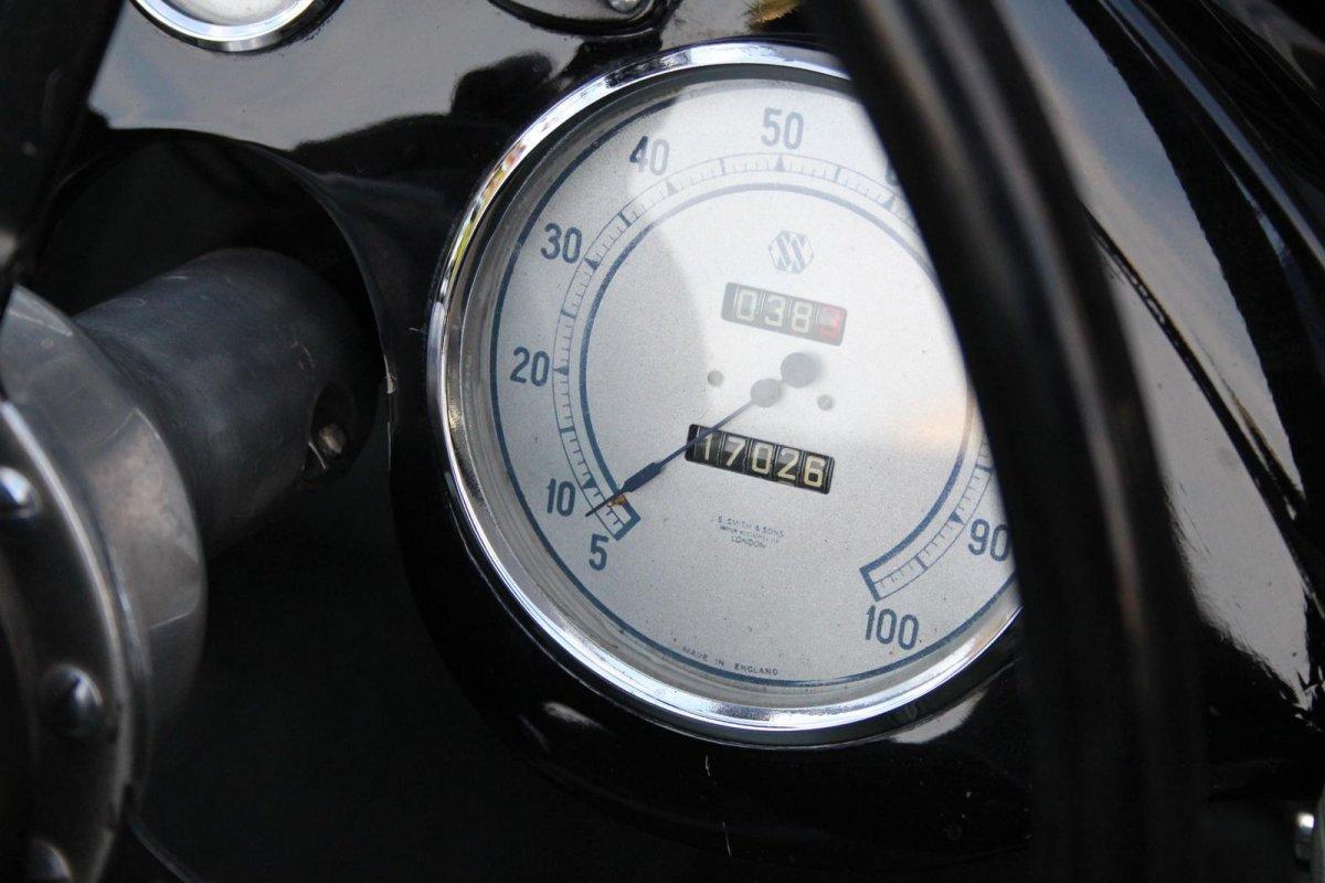Jaguar SS 100 2,5 litre #10