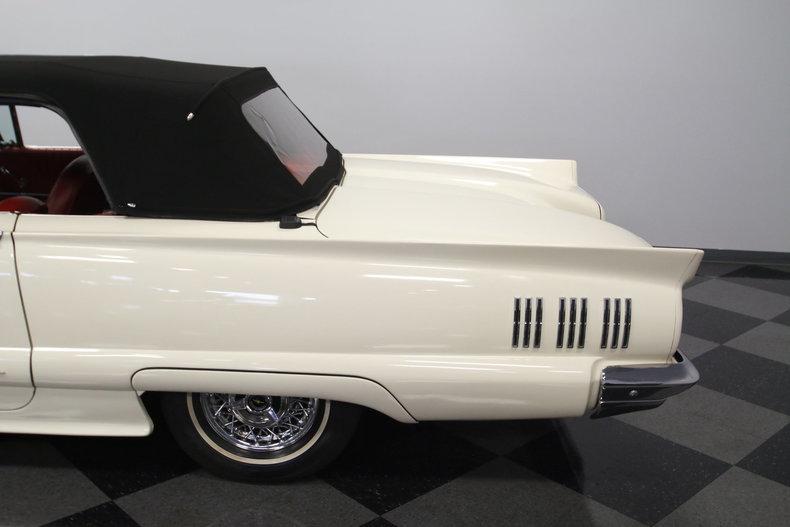 1960 Ford Thunderbird J-Code #13