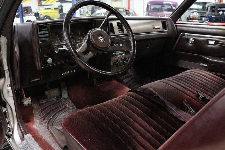 1985 Chevrolet El Camino #15