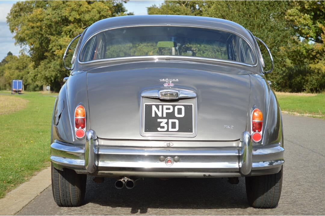 Jaguar Mk2 3.8 Genuine Coombs #5
