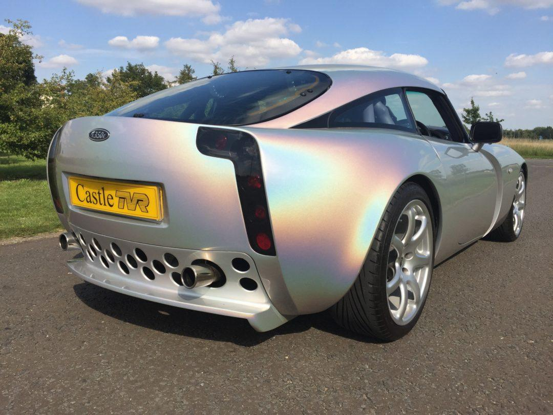 TVR T350c #9