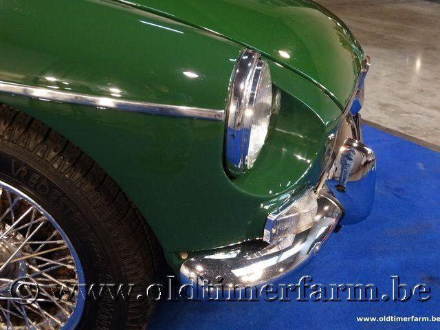 MG B Roadster Green '66 #25