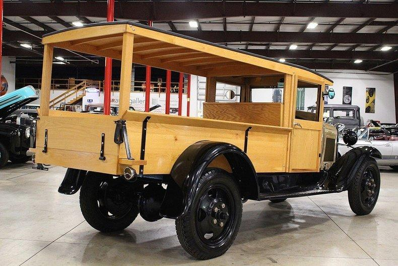 1931 Ford AA Huckster #4
