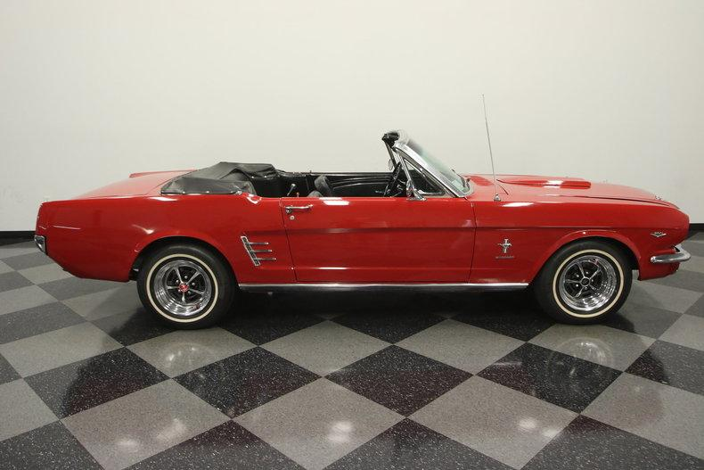 1966 Ford Mustang Convertible #24
