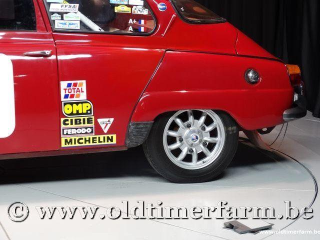 Saab 96 Monte Carlo Look '73 #83