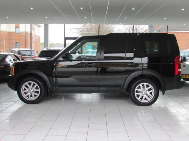 2008 08 LAND ROVER DISCOVERY 2.7 3 COMMERCIAL XS 1d AUTO 188 BHP #6