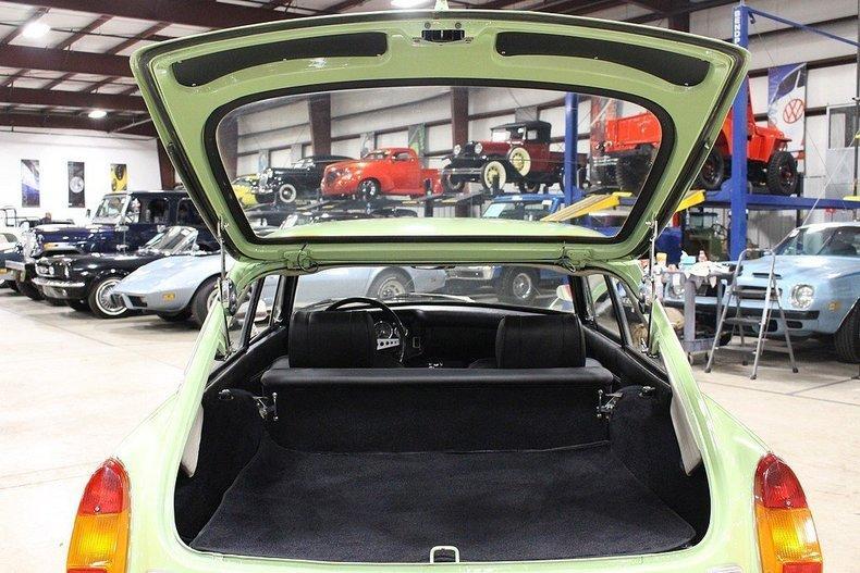1970 MG MGB GT #45