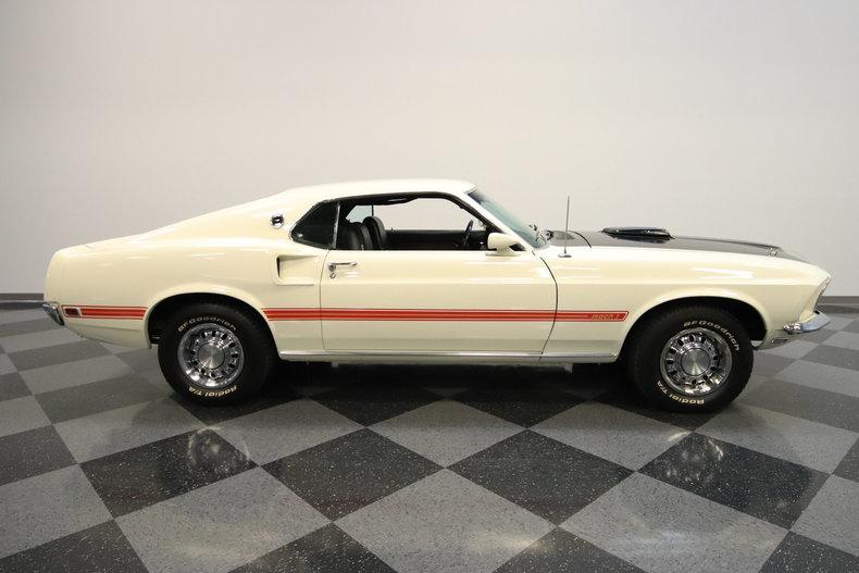 1969 Ford Mustang Mach 1 Cobra Jet #20