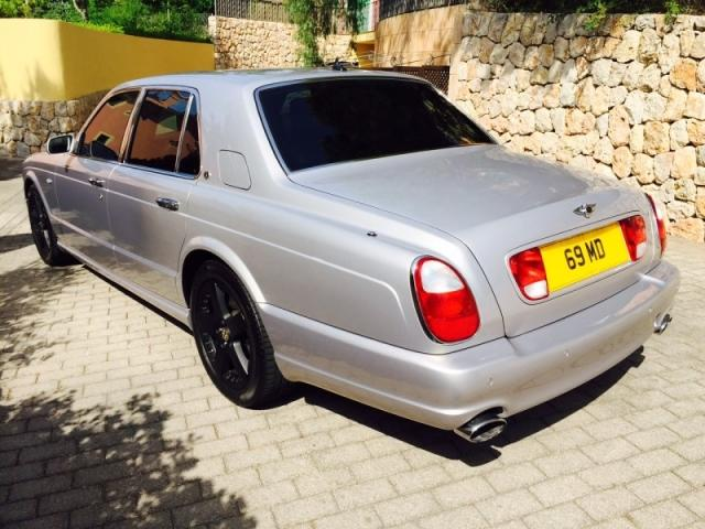 2003(MDL) Bentley Arnage T. #6