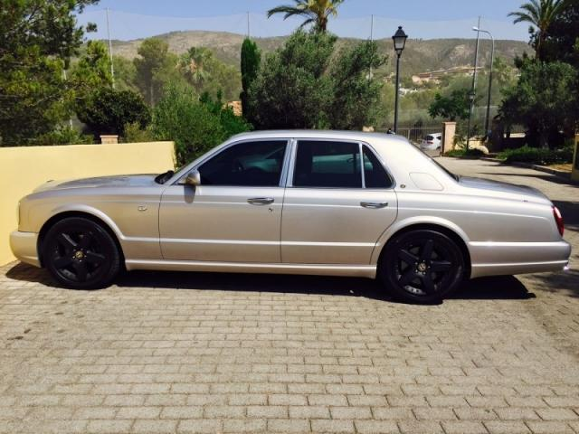 2003(MDL) Bentley Arnage T. #4