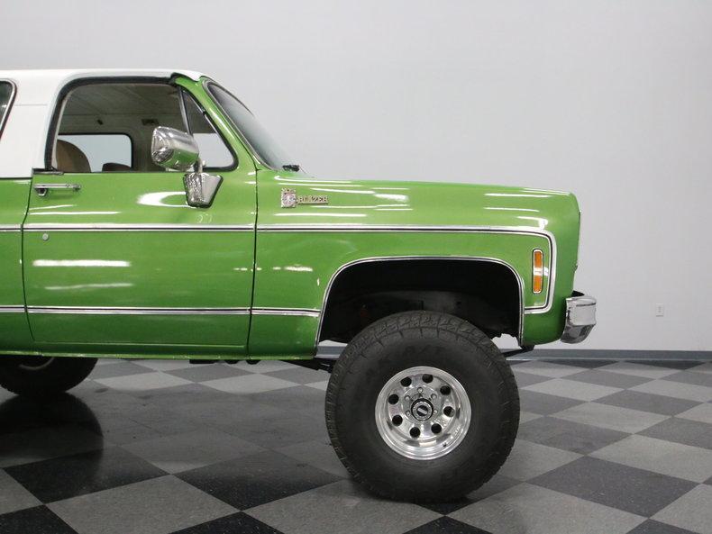 1975 Chevrolet Blazer K5 #34