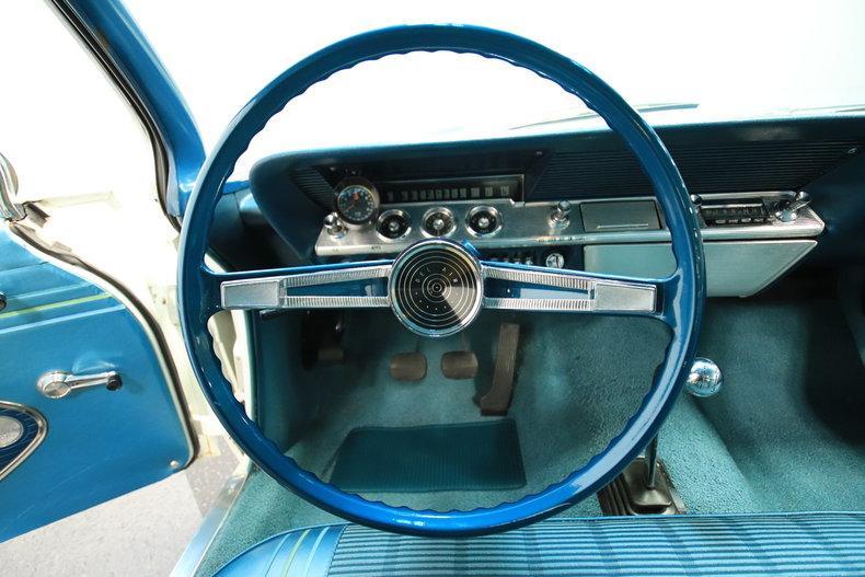 1961 Chevrolet Bel Air Bubble Top #36