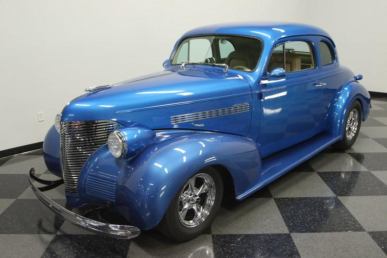 1939 Chevrolet Business Coupe #6