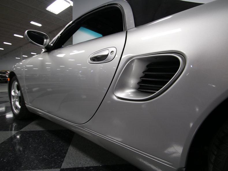 2002 Porsche Boxster #68