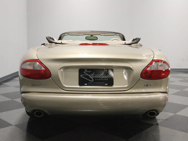 2000 Jaguar XK8 #21