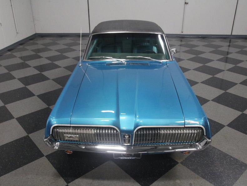 1967 Mercury Cougar #5