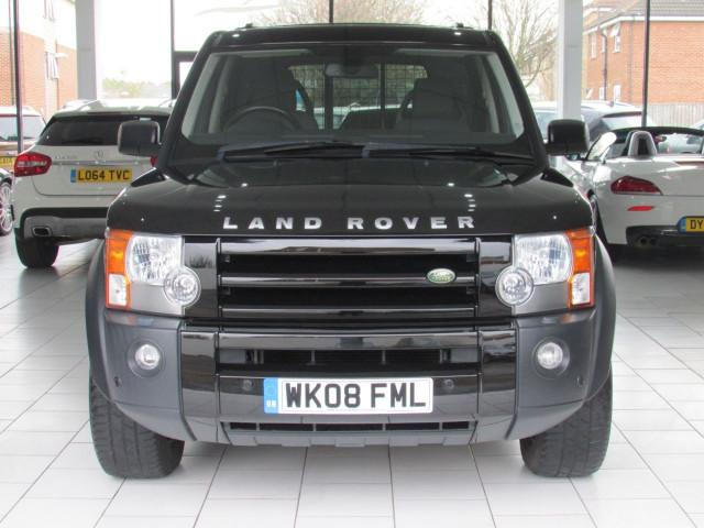 2008 08 LAND ROVER DISCOVERY 2.7 3 COMMERCIAL XS 1d AUTO 188 BHP #8