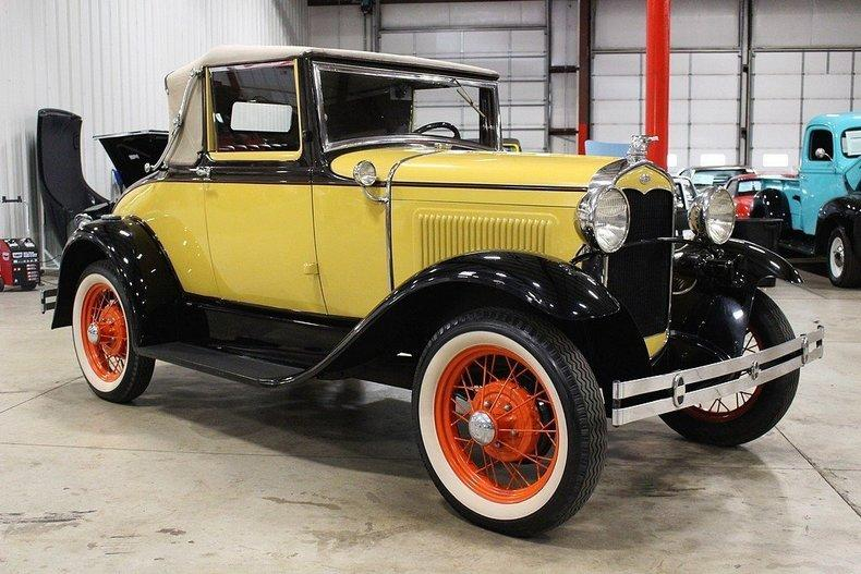 1931 Ford Model A #55