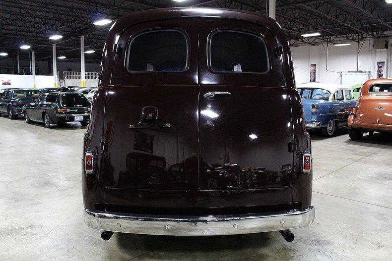 1948 Ford F1 Panel Van #3