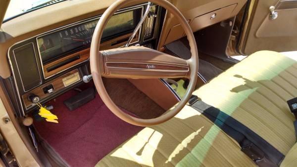 1974 Buick Apollo SWEET DRIVER Stock # 10574IOCC for sale near Mundelein, IL | IL Buick Dealer #4