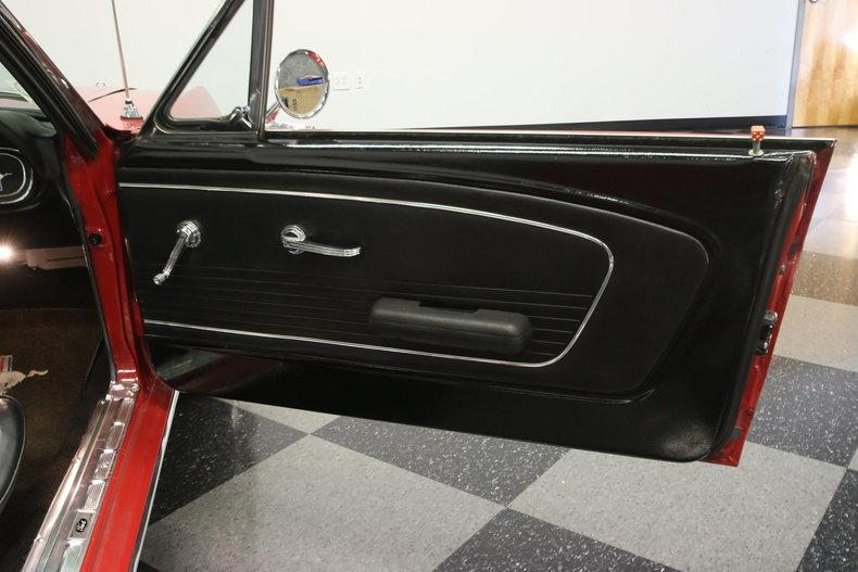 1966 Ford Mustang Convertible #52