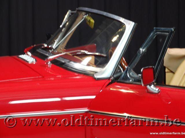 MG B Roadster Red '67 #128