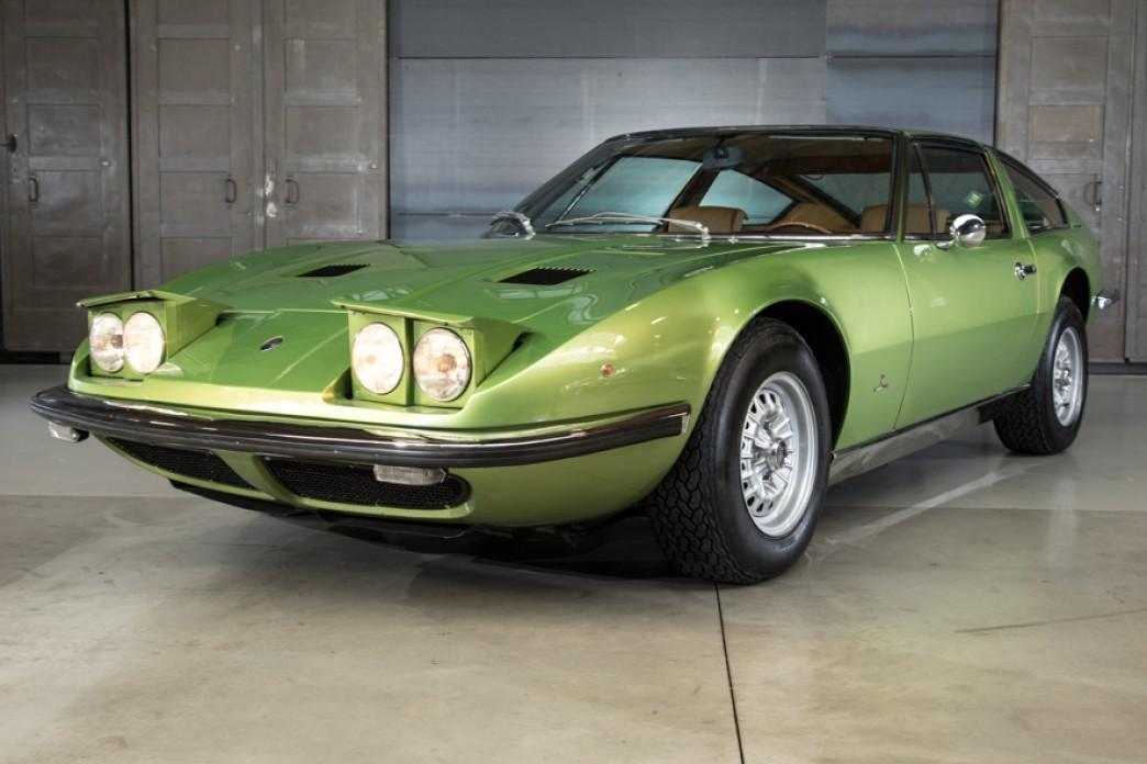 1970 Maserati Indy 4200 Coupe #3