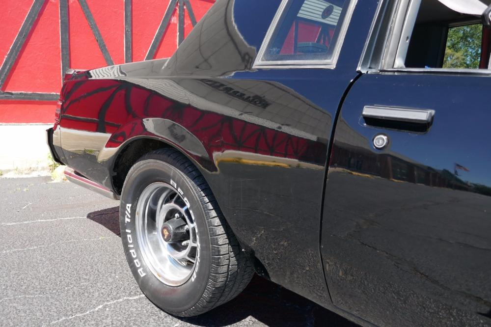 1987 Buick Grand National -AFFORDABLE ONE OWNER WITH T TOPS-SEE VIDEO Stock # 87381JP for sale near Mundelein, IL | IL Buick Dealer #23
