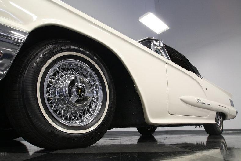 1960 Ford Thunderbird J-Code #9