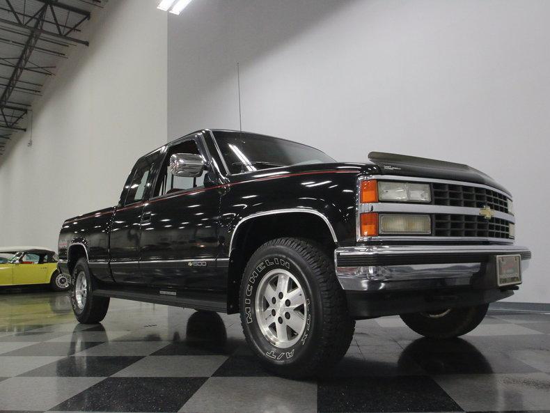 1991 Chevrolet C/K 1500 #28