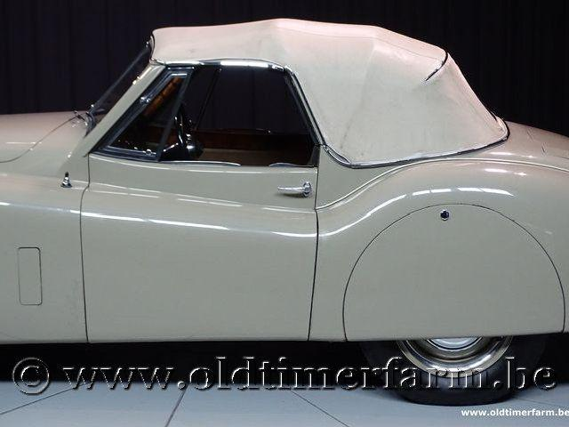 Jaguar XK120 Drop Head Coupé '53 #169