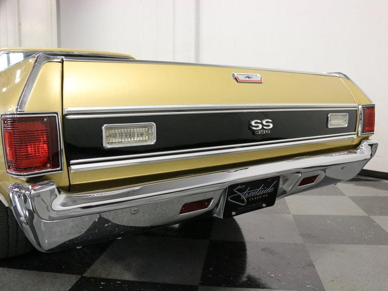 1970 Chevrolet El Camino #62