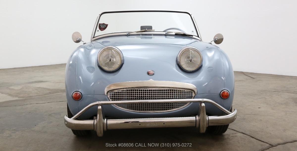 1961 Austin-Healey Bug Eye Sprite #1