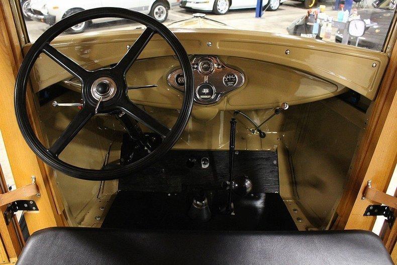 1931 Ford AA Huckster #16