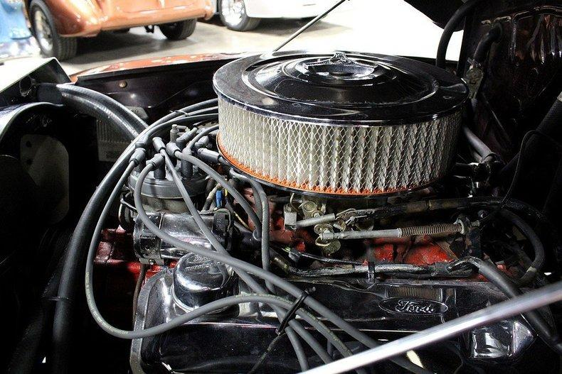 1948 Ford F1 Panel Van #42