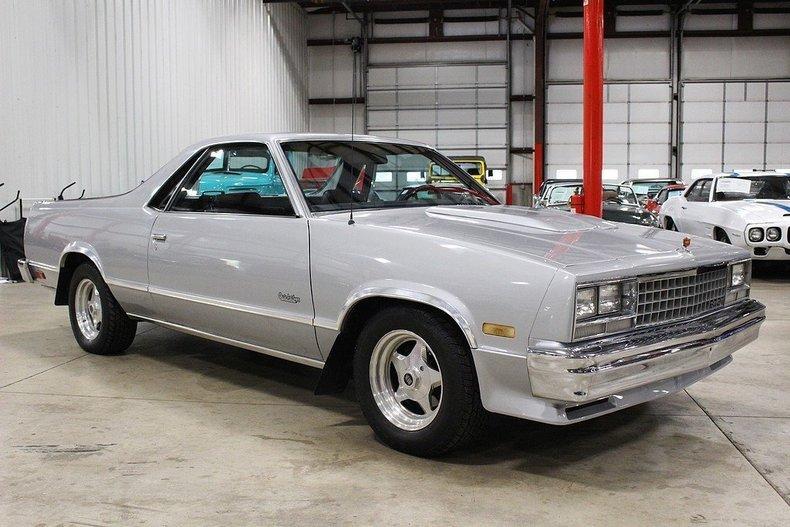1985 Chevrolet El Camino #6