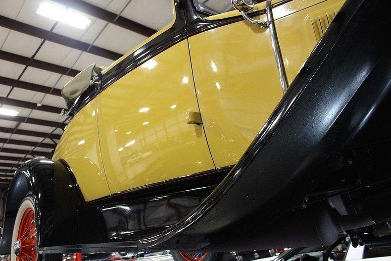 1931 Ford Model A #82