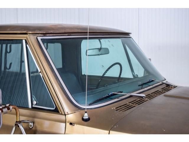 Chevrolet Pickup Custom Camper V8 #45