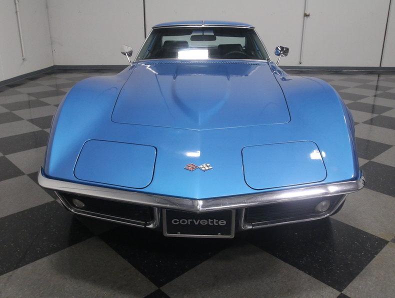 1969 Chevrolet Corvette #5