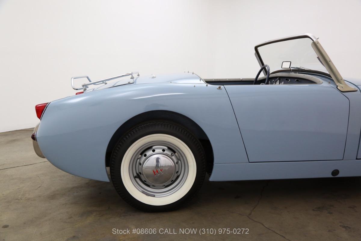 1961 Austin-Healey Bug Eye Sprite #19