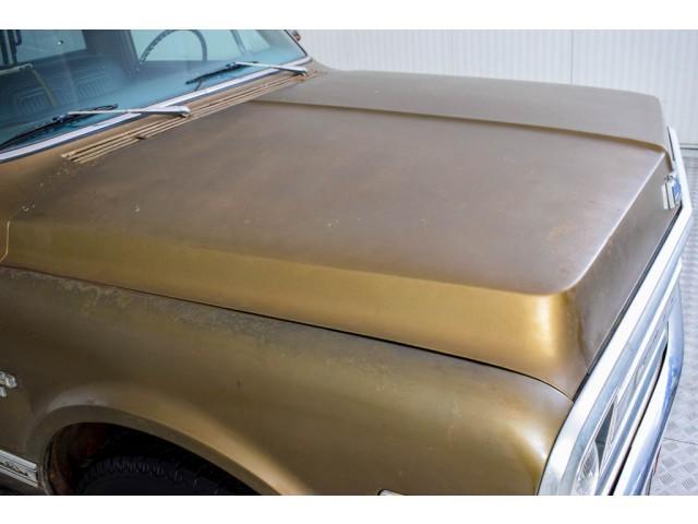 Chevrolet Pickup Custom Camper V8 #52